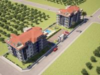 Sale flat 2+KC in personal ownership, 60 m2, Alanya